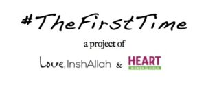 #TheFirstTime logo